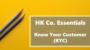 HK Co  Essentials - Know Your Customer (KYC)