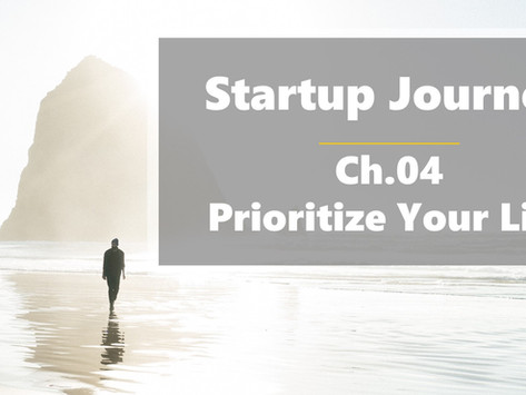 Chapter 04 - Prioritize Your Life