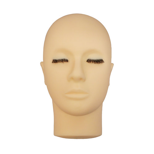 KINJOU Mannequin Head w/ Embedded Lashes