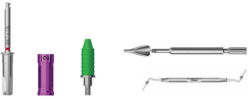Schneidersche Membran, Membran hydraulisch anheben
