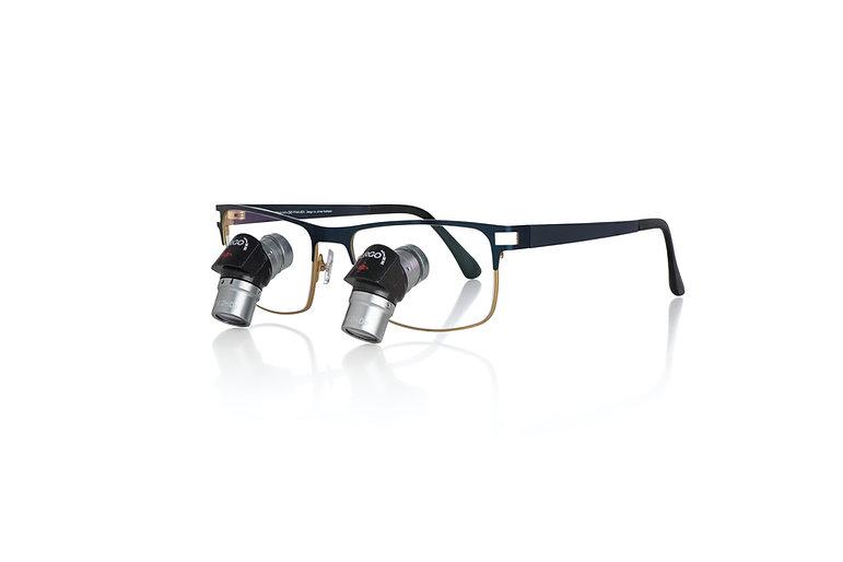 bedent lupenbrille admetec ergoline 45 grad sichtwinkel