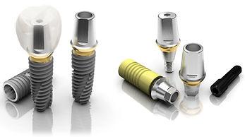 OSSTEM Implantate Prothetik Zahnersatz
