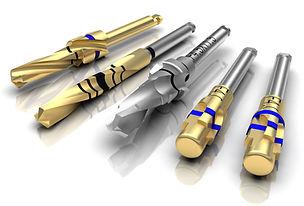 OSSTEM Chrurgie, KIT, Implantat Bohrer