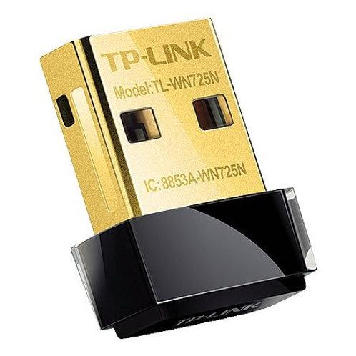 Tp-link Tl-wn725n Receptor Wireless Nano Homologado