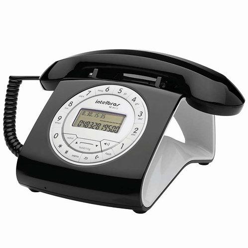 Telefone com Fio TC8312 Viva-Voz Preto - Intelbras