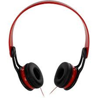 Headphone Multilaser Xtream 360 Super Bass P2 Vermelho - PH083