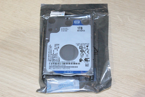 HD WD BLUE 01 TB - NOTEBOOK
