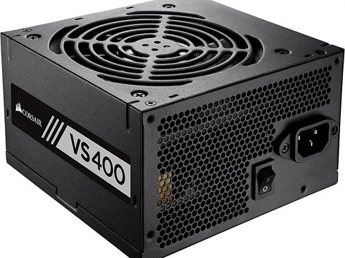 FONTE ATX 400W VS400 80PLUS WHITE CP-9020117-NA - CORSAIR
