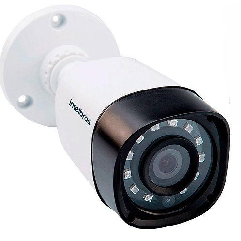 Câmera Bullet Infravermelho Multi HD 4 em 1 Intelbras VHD 1010 B G4 HD 720p 3,6m