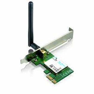 Placa PCI-E Wireless Multilaser RE029 150Mbps