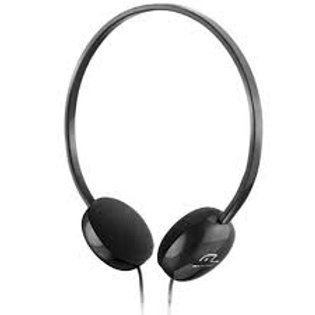 Multilaser Headphone Preto PH063