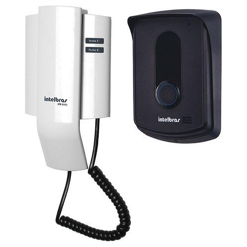 Porteiro Eletrônico Interfone IPR 8010 Intelbras