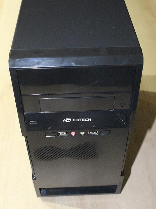 GABINETE C3TECH MICRO-ATX COM FONTE MT-20BK