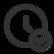 Icon-Uhr
