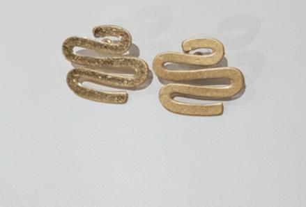 Ohrringe Snake II