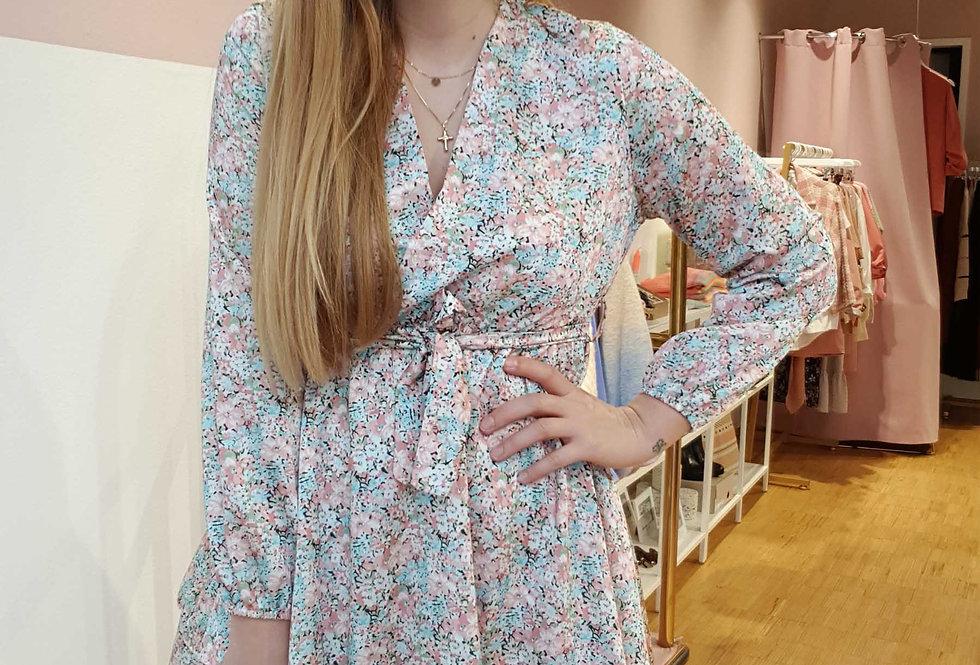 Kleid Nude Blossom