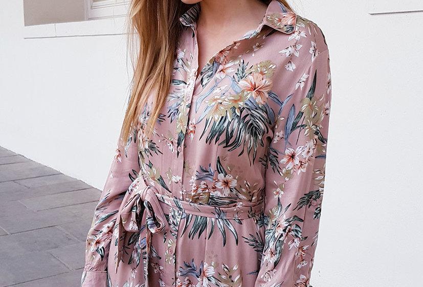 Kleid Aloha Blossom