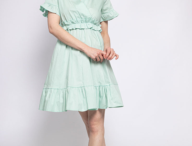 Kleid Ella Mint