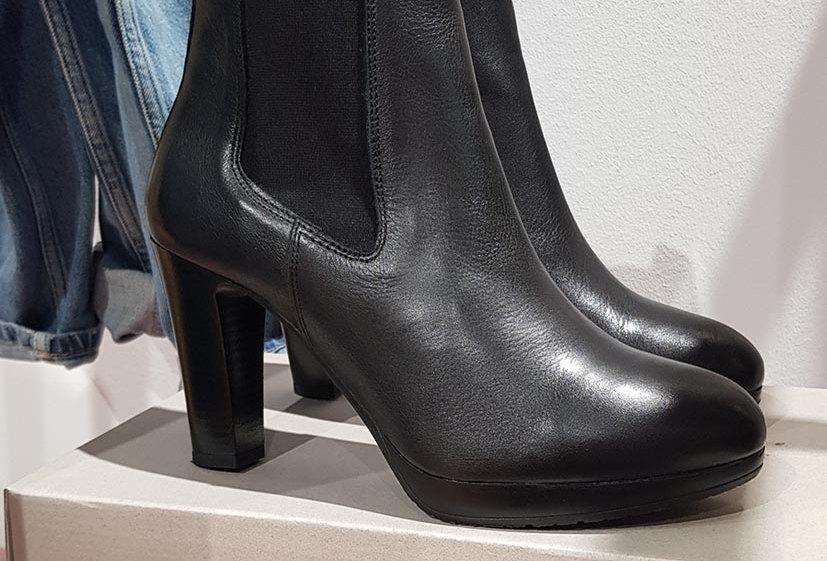 Leder Boots Tiffany