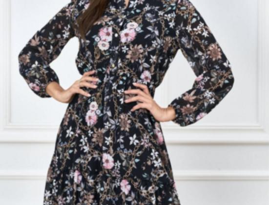 Kleid Chain Blossom