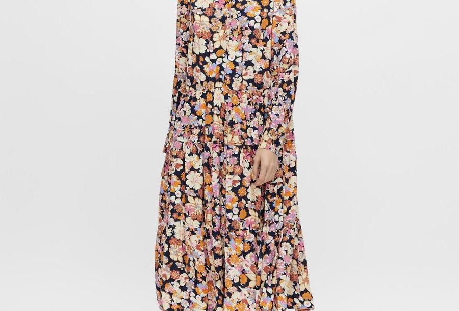 Kleid Colour Blossom