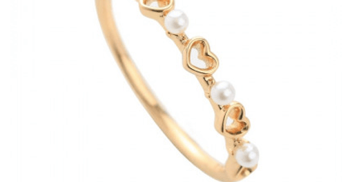 Ring Pearl Love