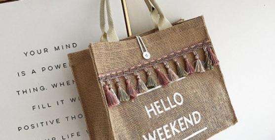Shopper Hello Weekend
