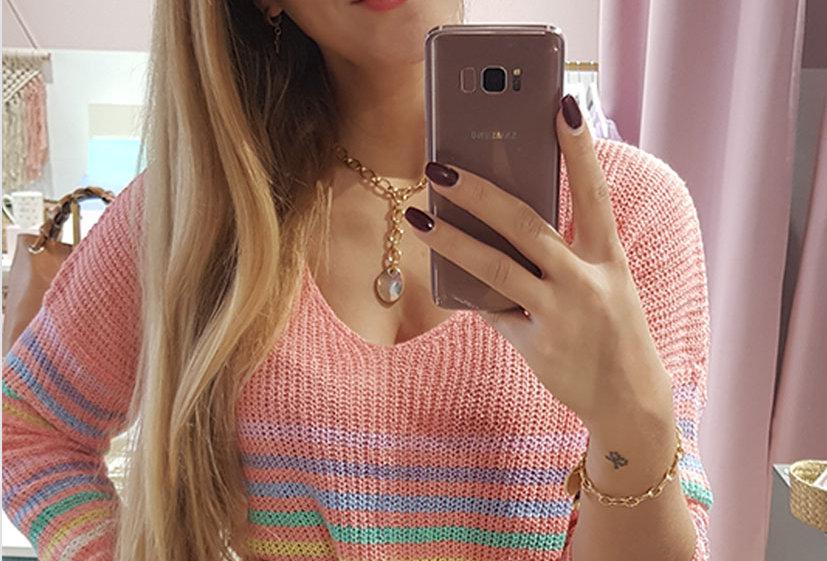 Pullover Happy Colour