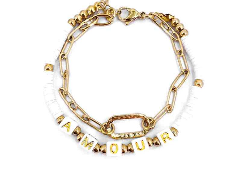 """Armband """"Amour"""""""