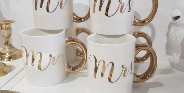 Mr. & Mrs. Tassen Set