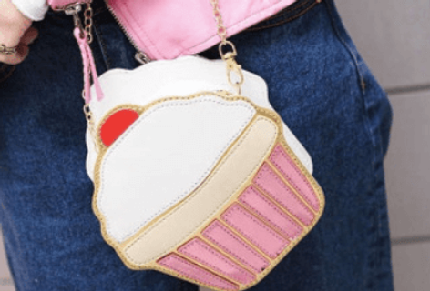 Tasche Cupcake Love