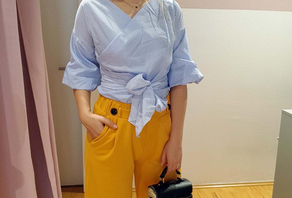 Gelbe Culotte