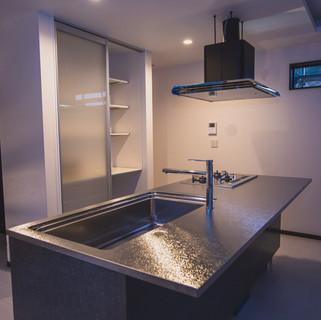 LDK20.7帖キッチン