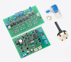 Stereo Coffee LDR Passive Preamp Kits