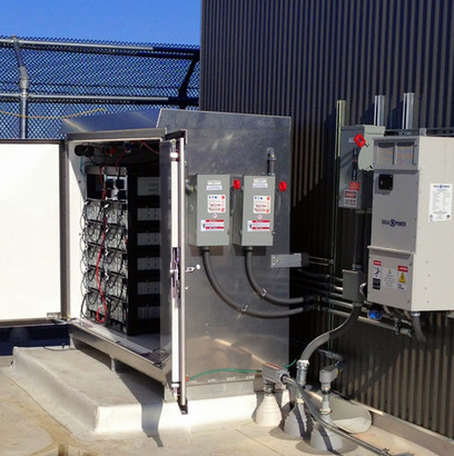 King Street Energy Storage