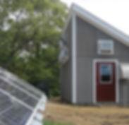 Microgrid enclosure