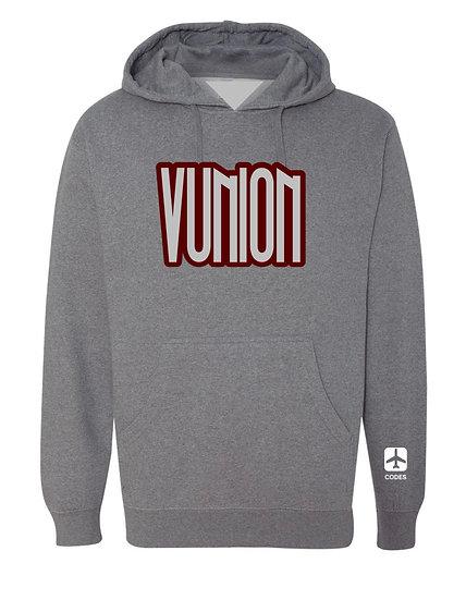 VUNION HOODIE (gray)