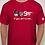 Thumbnail: WSSU CTS short sleeve tee (swipe left to see colors available)