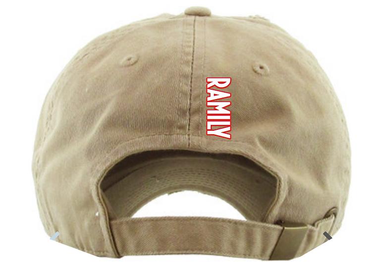 FLYDAD RAMILY HAT (khaki)