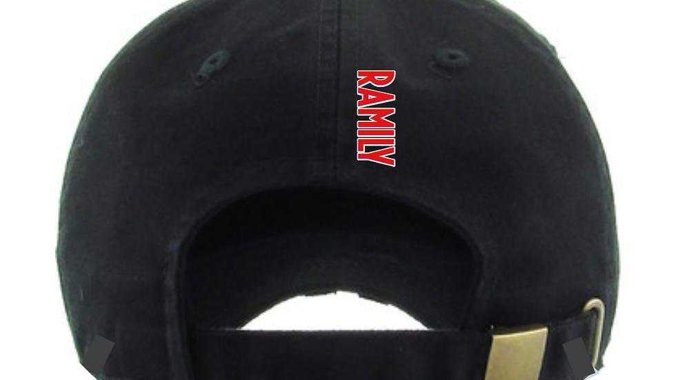 FLYDAD RAMILY HAT (BLACK)