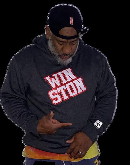 WIN  STON HOODIE