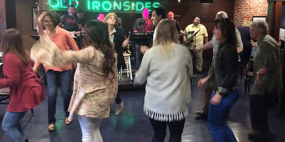 Hot August Night at Old Ironsides