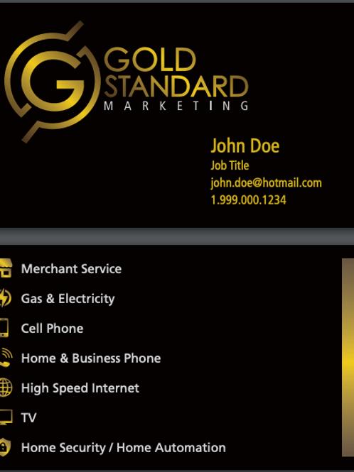 Gold Standard Marketing