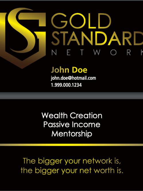 Gold Standard Network