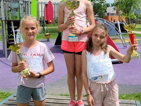 """Trail du 18 juin parc J-L Borloo au pofit de l'association """" Maladies rares"""""""