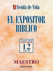 EXPOSITOR DOMINICAL MAESTRO RUST.ADULTO