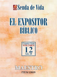 EXPOSITOR DOMILICAL ALUMNO ADULTO