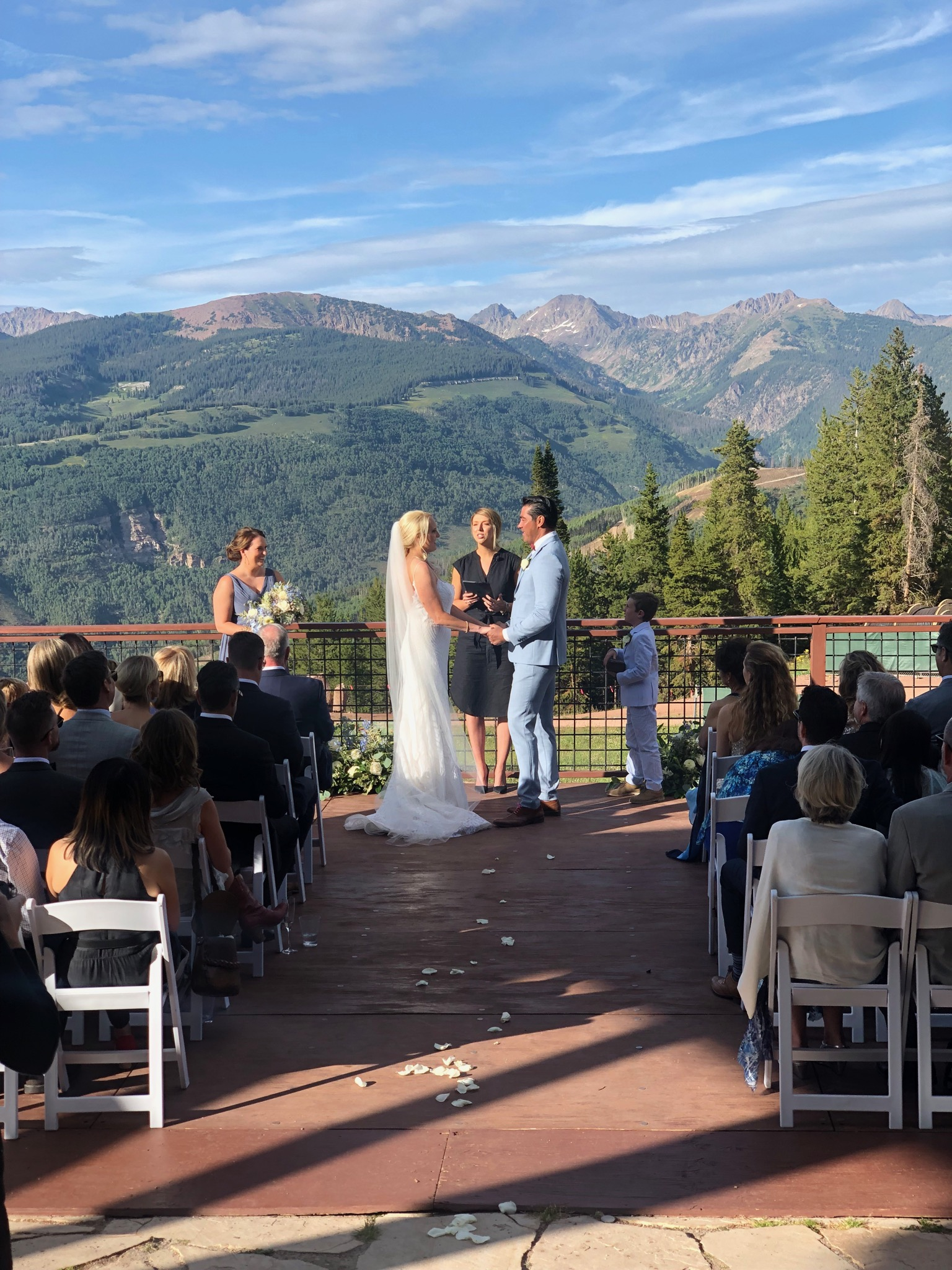 Vail CO Wedding