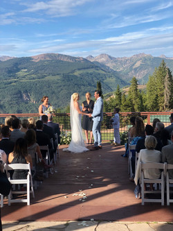 Vail CO Wedding