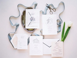 Broadmoor Wedding Stationery